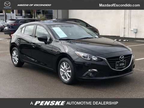 Certified Pre-Owned 2016 Mazda3 5DR HB I TOUR AT