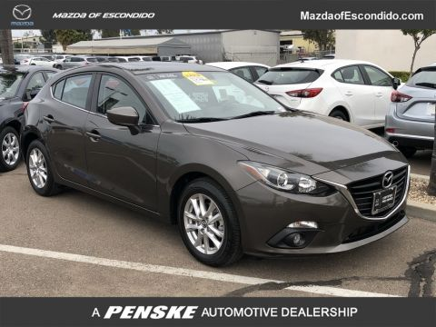 Certified Pre-Owned 2016 Mazda3 5dr Hatchback Automatic i Touring