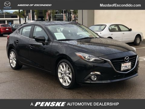 Pre-Owned 2014 Mazda3 4dr Sedan Automatic s Grand Touring
