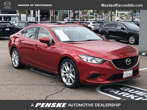 Pre-Owned 2016 Mazda6 4DR SDN TOUR AT