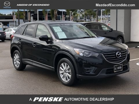 Certified Pre-Owned 2016 Mazda CX-5 4DR SUV TOURING FWD