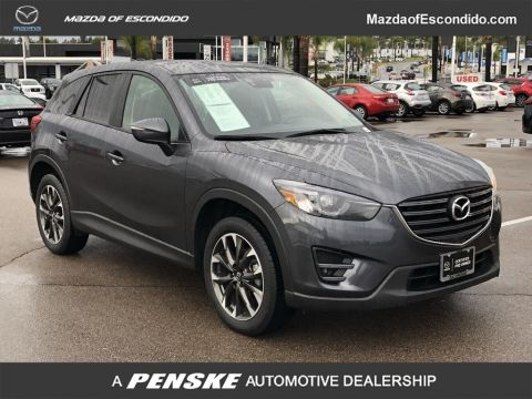 Certified Pre-Owned 2016 Mazda CX-5 4DR SUV GRD TOUR FWD