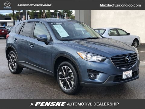 Pre-Owned 2016 Mazda CX-5 2016.5 FWD 4dr Automatic Grand Touring
