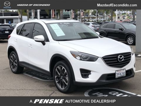 Pre-Owned 2016 Mazda CX-5 4DR SUV GRD TOUR FWD