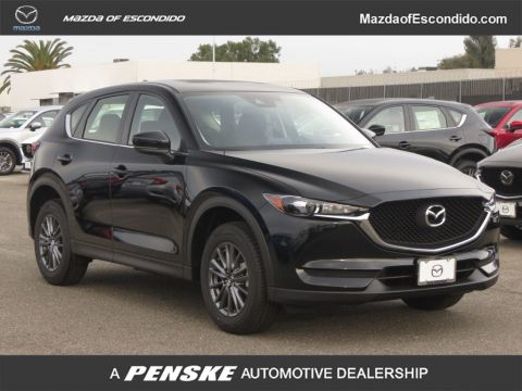 New 2019 Mazda CX-5 Sport FWD
