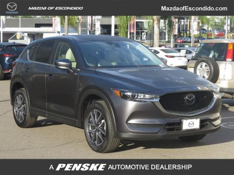New 2018 Mazda CX-5 Touring FWD