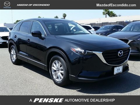 New 2017 Mazda CX-9 Sport FWD