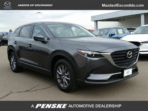 New 2018 Mazda CX-9 Sport FWD