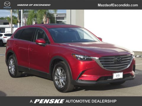 New 2018 Mazda CX-9 Touring FWD