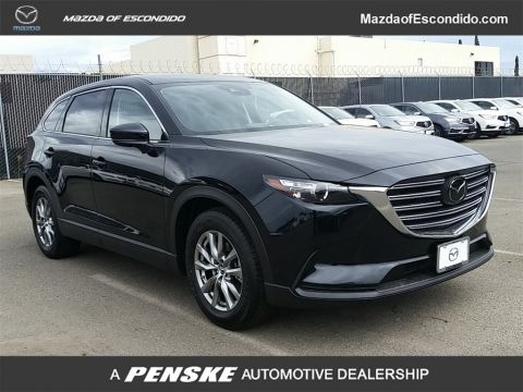New 2018 Mazda CX-9 Touring AWD AWD