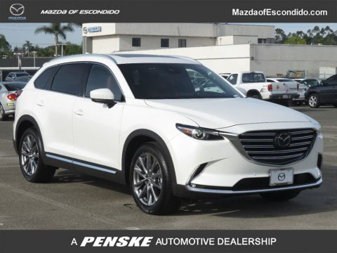 New 2018 Mazda CX-9 4DR AWD SIGNATURE With Navigation & AWD