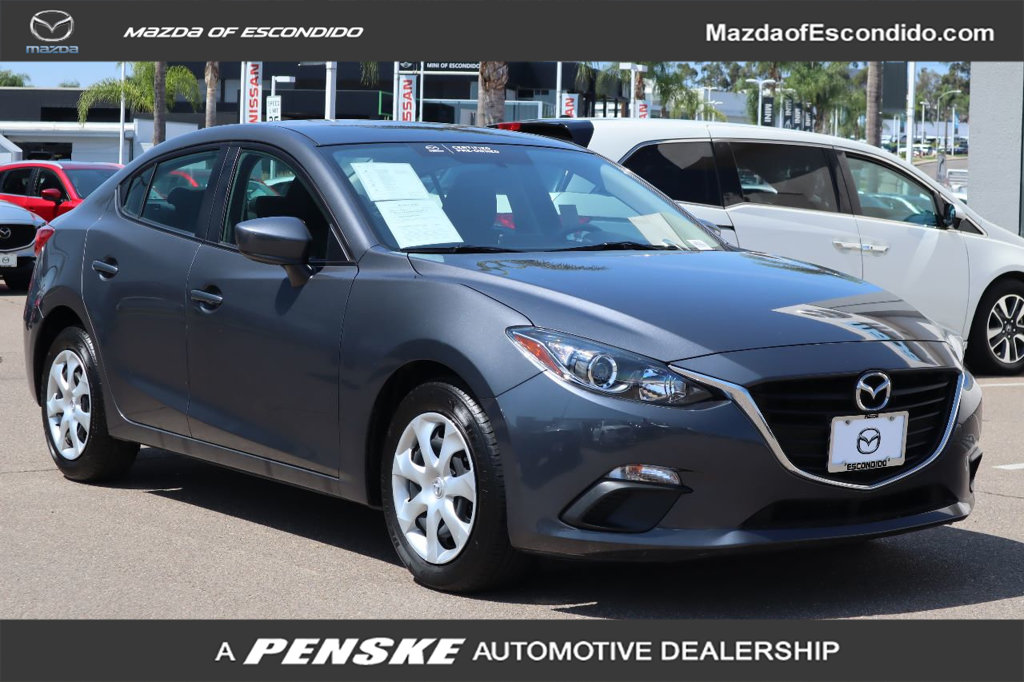Certified Pre-Owned 2016 Mazda3 4DR SDN I SPT AT