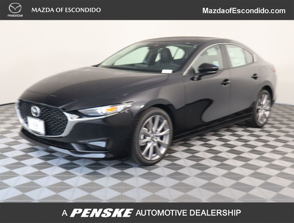 New 2020 Mazda3 4DR AWD W/SELECT PKG
