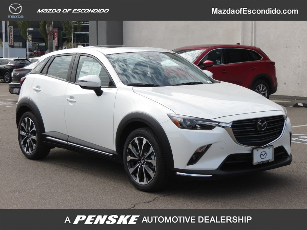 Mazda Cx 3 >> New 2019 Mazda Cx 3 Grand Touring Fwd With Navigation