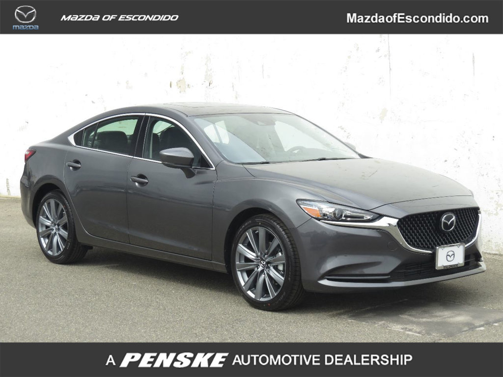 Good New 2018 Mazda6 Grand Touring Automatic