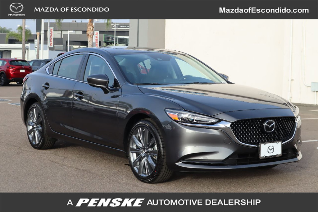 New 2019 Mazda6 Touring Automatic