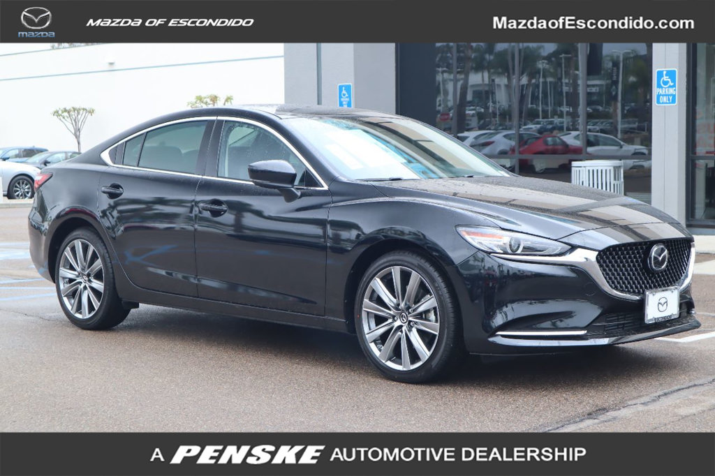New 2019 Mazda6 Grand Touring Reserve Automatic