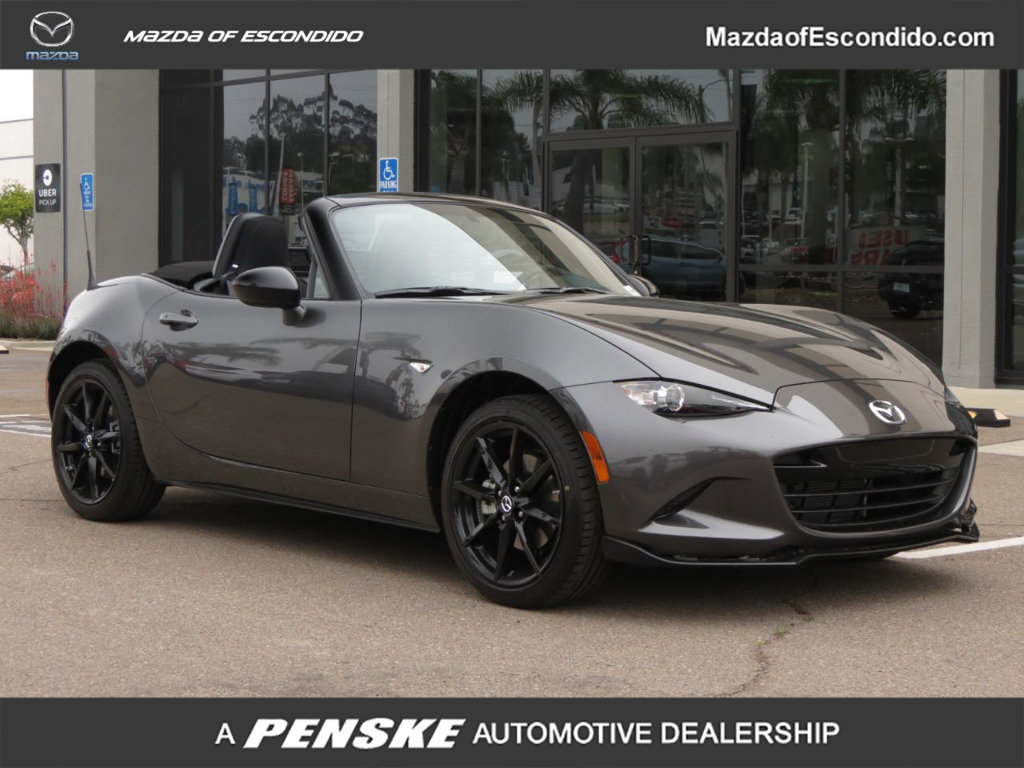 New 2019 Mazda MX-5 Miata Club Manual