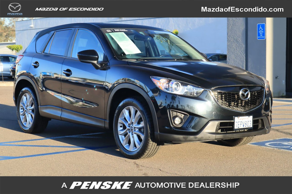 Certified Pre-Owned 2015 Mazda CX-5 FWD 4dr Automatic Grand Touring