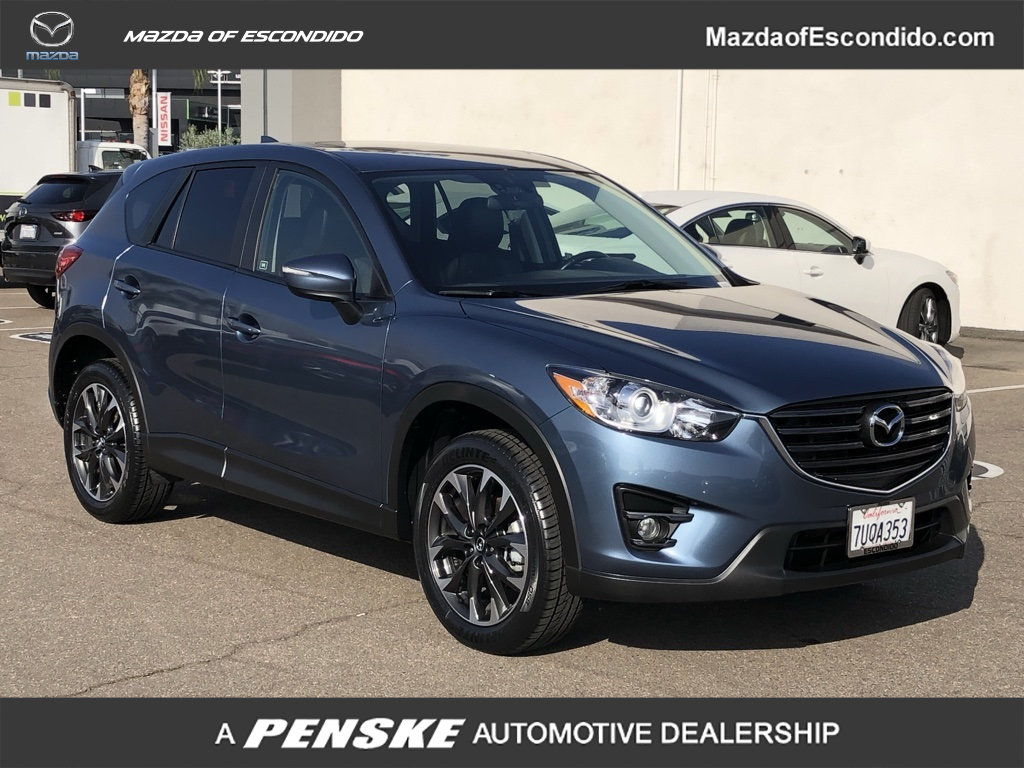 Certified Pre-Owned 2016 Mazda CX-5 4DR FWD GRND TOUR AT