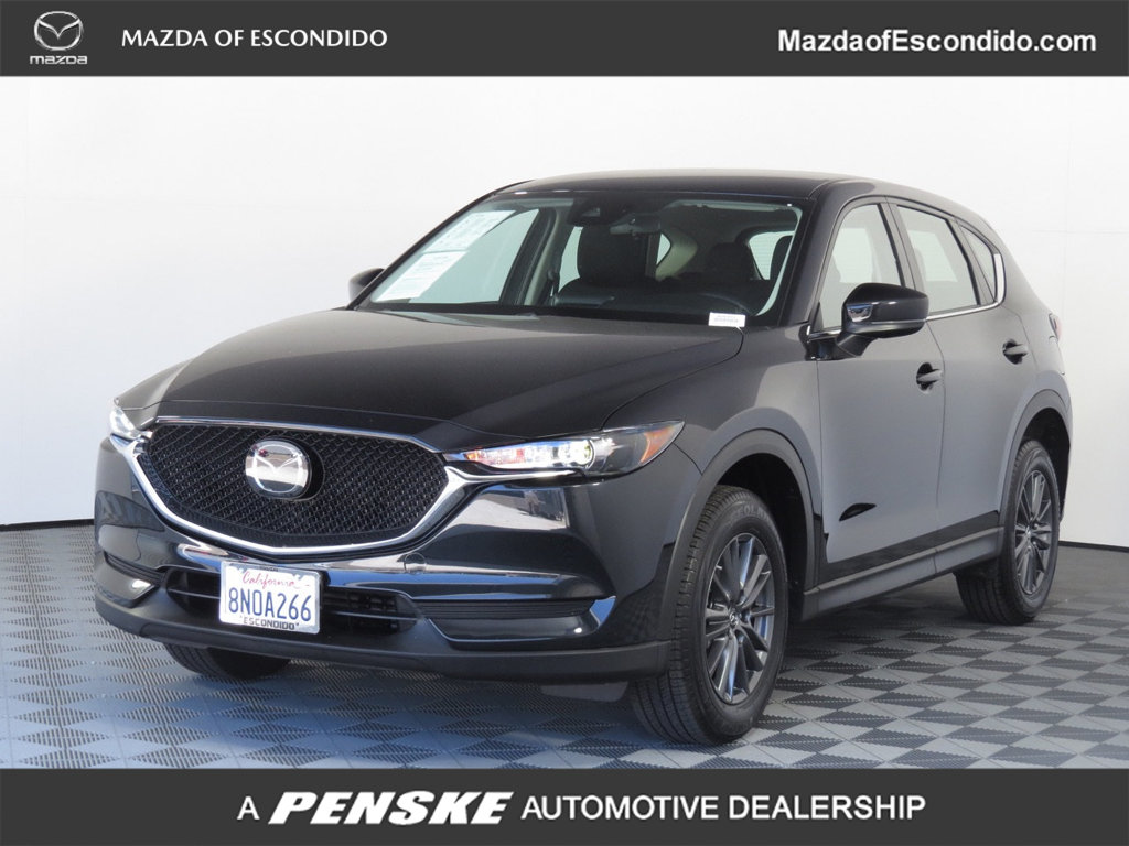 Certified Pre-Owned 2020 Mazda CX-5 Sport FWD