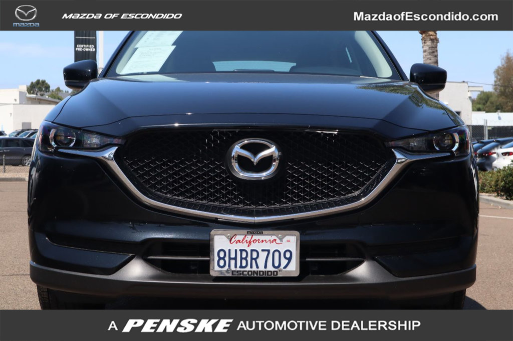 Certified Pre-Owned 2018 Mazda CX-5 4DR SPORT FWD