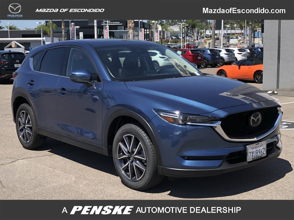 Certified Pre-Owned 2017 Mazda CX-5 4DR SUV GRD TOUR FWD