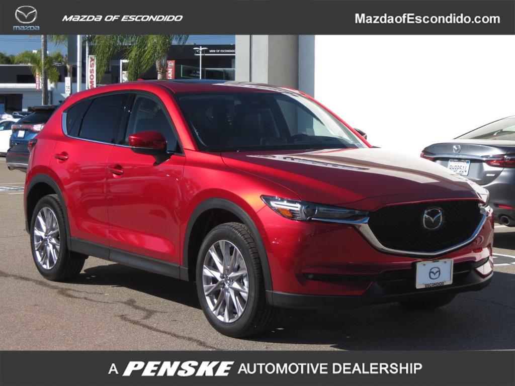 New 2019 Mazda CX-5 Grand Touring Reserve AWD