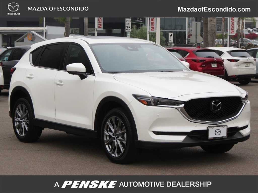 New 2019 Mazda CX-5 Signature Diesel AWD