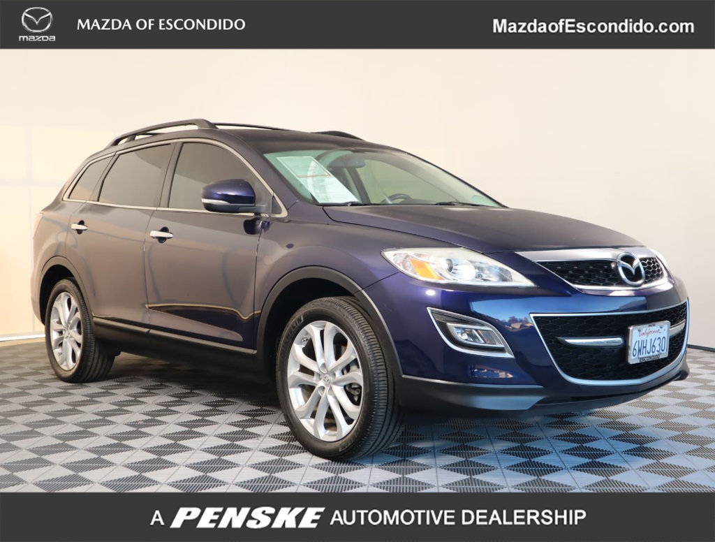 Pre-Owned 2012 Mazda CX-9 AWD 4dr Grand Touring