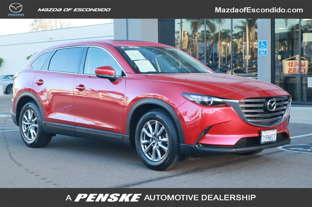 Certified Pre-Owned 2017 Mazda CX-9 4DR FWD TOURING