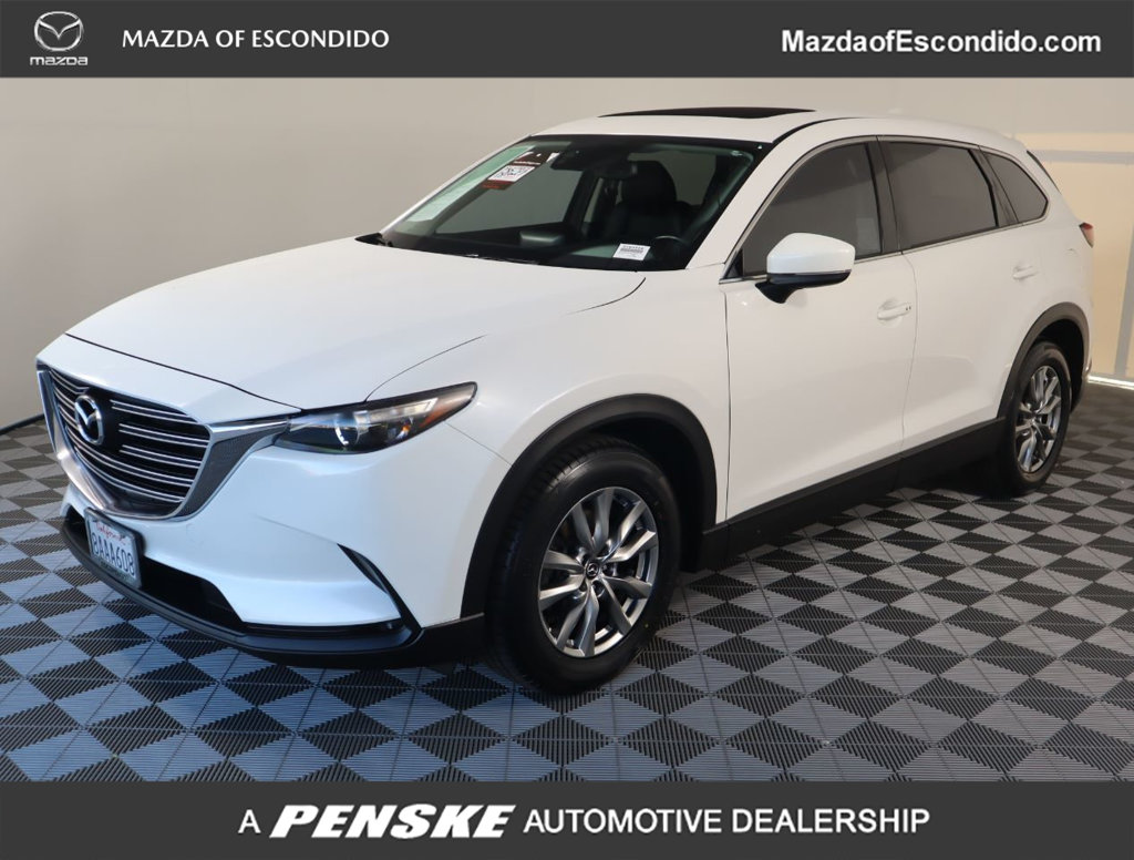 Certified Pre-Owned 2017 Mazda CX-9 4DR AWD TOURING