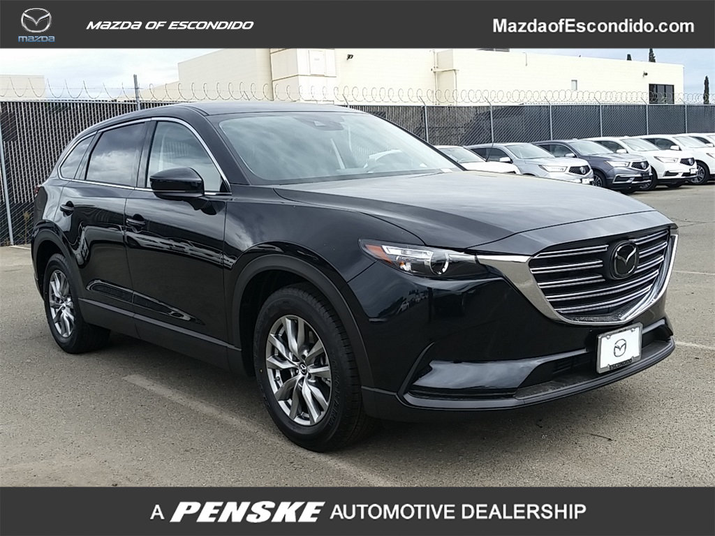 New 2018 Mazda Cx 9 Touring Awd