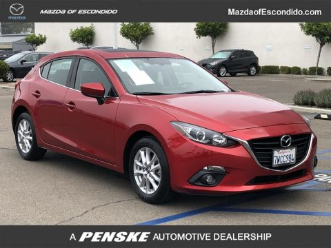 Pre-Owned 2016 Mazda3 5DR HB I TOUR AT