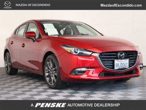 Certified Pre-Owned 2018 Mazda3 5-Door 5-DOOR GRAND TOURING AUTO