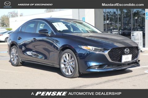 New 2020 Mazda3 4DR FWD W/PREFERRED PKG