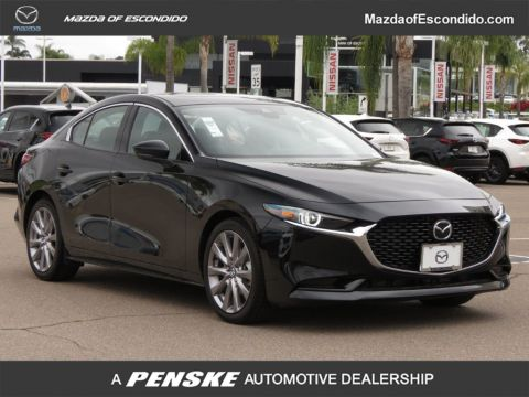 New 2019 Mazda3 4-Door FWD w/Premium Pkg
