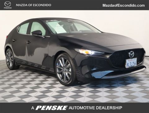 Certified Pre-Owned 2019 Mazda3 5-Door FWD Automatic
