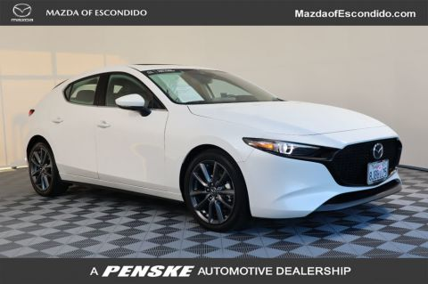 Certified Pre-Owned 2019 Mazda3 5-Door FWD Automatic w/Preferred Pkg