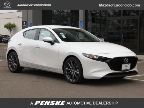 New 2019 Mazda3 5-Door AWD Automatic