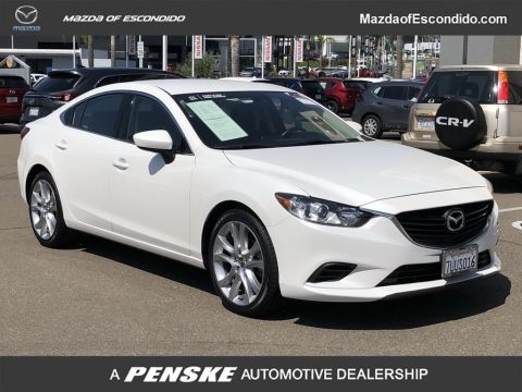 Certified Pre-Owned 2016 Mazda6 4DR SDN TOUR AT