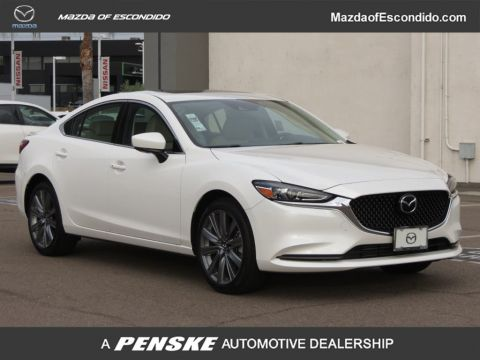 New 2019 Mazda6 Grand Touring Automatic