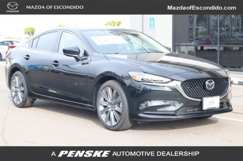 New 2020 Mazda6 Grand Touring Automatic