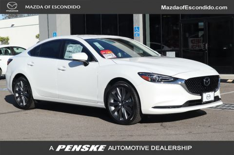 New 2020 Mazda6 Touring Automatic