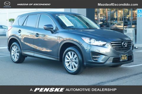 Certified Pre-Owned 2016 Mazda CX-5 4DR FWD SPORT AT