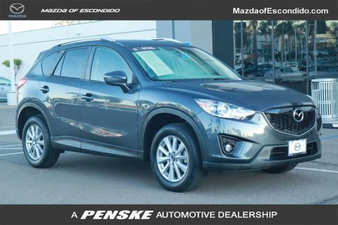 Certified Pre-Owned 2015 Mazda CX-5 FWD 4dr Automatic Touring