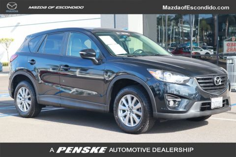 Certified Pre-Owned 2016 Mazda CX-5 4DR FWD TOUR AT