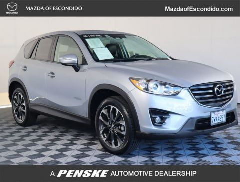 Certified Pre-Owned 2016 Mazda CX-5 2016.5 FWD 4dr Automatic Grand Touring