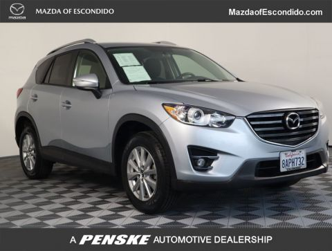 Certified Pre-Owned 2016 Mazda CX-5 2016.5 AWD 4dr Automatic Touring