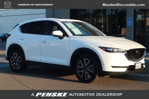Certified Pre-Owned 2018 Mazda CX-5 TOURING FWD
